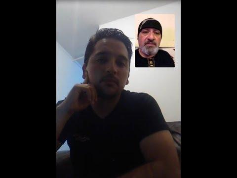 Entrevista con Angel Valdes , Muy pronto con Fred Hampton Jr  VIVA LA RESISTENCIA