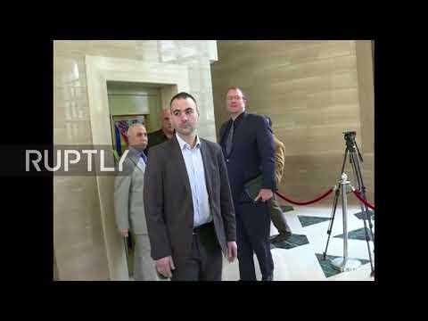 Lebanon: Tillerson meets Parliament Speaker Nabih Berri in Beirut