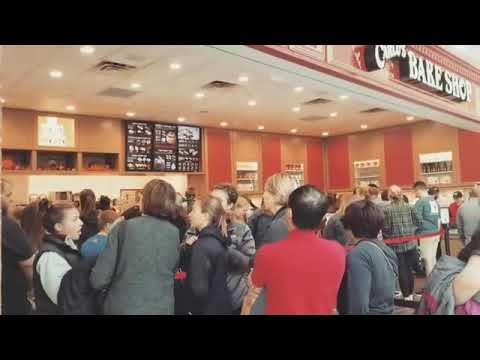 Carlos Bakery Mall Of America: Grand Opening & Ribbon Cutting