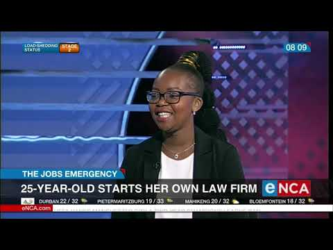 Graduate opens law firm