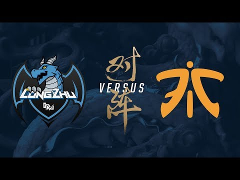 LZ vs. FNC | Group Stage Day 5 | 2017 World Championship | Longzhu Gaming vs Fnatic