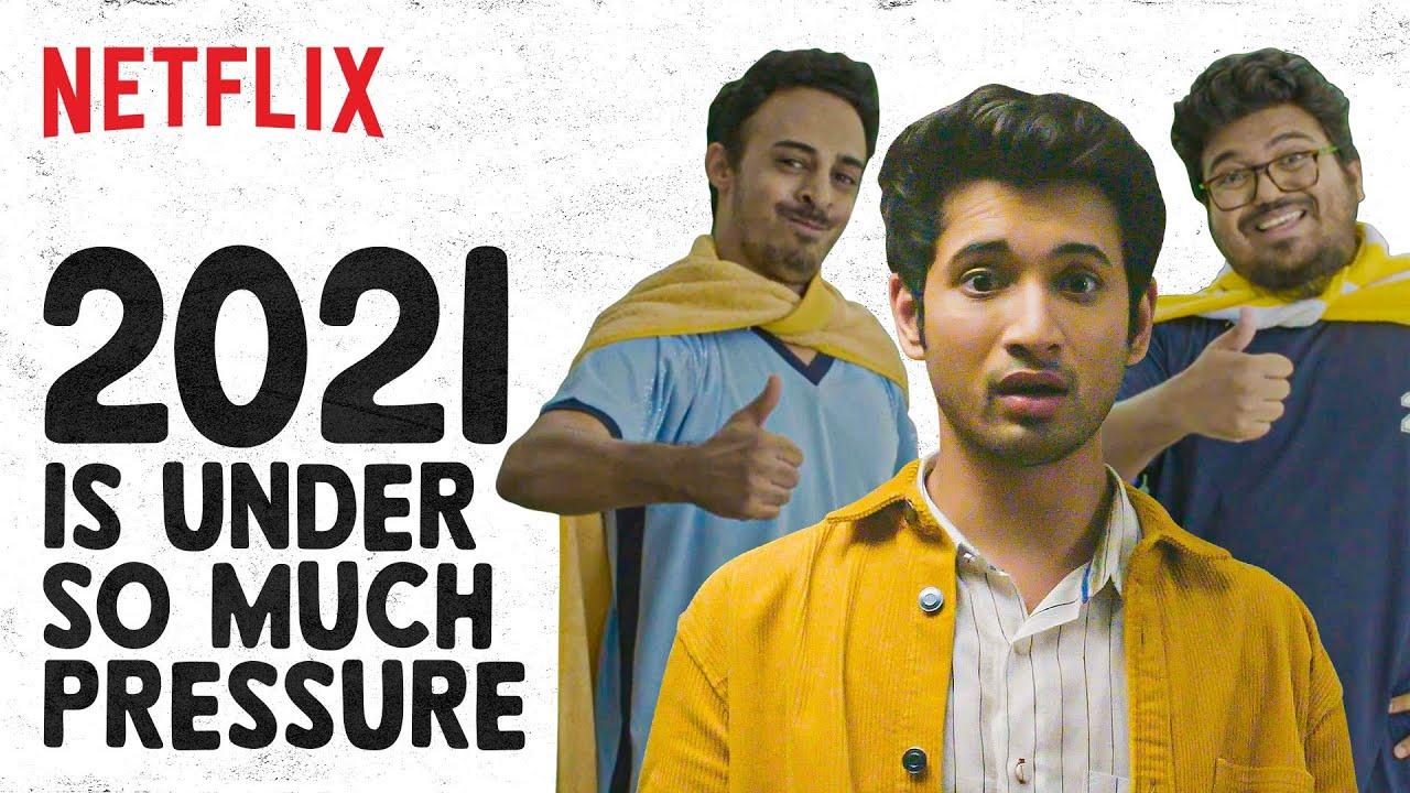 What If Years Were People   Rohit Saraf, @Jordindian, Vishnu Kaushal   Netflix India