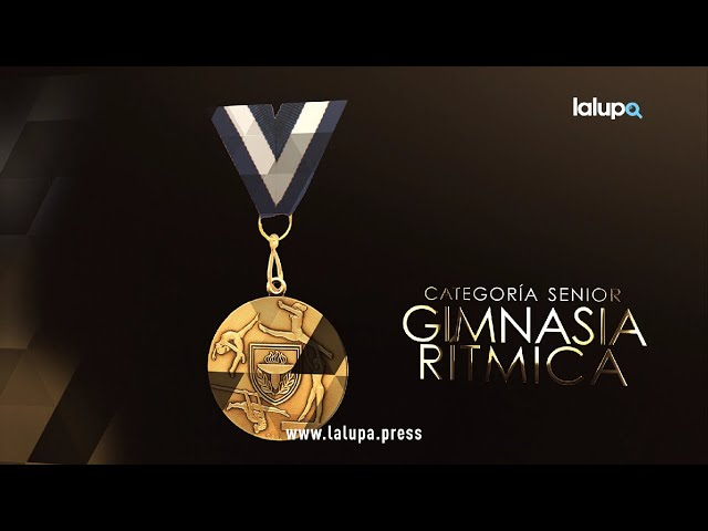 Mejores Atletas de la Rebelión de Abril- Gimnasia Rítmica: Doña Flor Ramírez