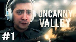 MEU NOVO EMPREGO! - UNCANNY VALLEY - Parte 1