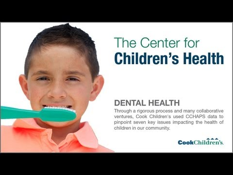 Dental Health - The Center for Children's Health - CCHAPS