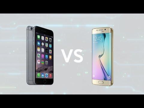 iPhone 6s Plus o Galaxy S6 Edge+, ¿cuál es mejor?
