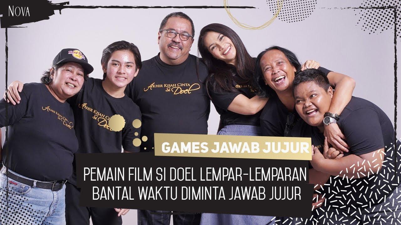 Cast Akhir Kisah Cinta Si Doel Ditantang Jawab Jujur ...