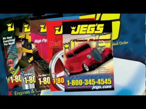 History Of The JEGS High Performance Parts Catalog