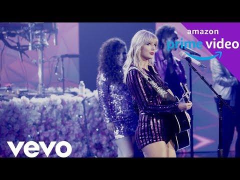 Taylor Swift - Delicate 1080 HD (Live Amazon Prime)
