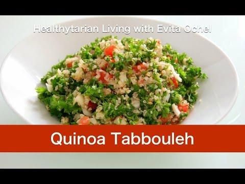 Quinoa Tabbouleh Dish Nutrition, Recipe & Tips