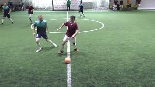 Полный матч Aaziss FC Valkyrie Турнир по мини футболу в Киеве