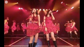 VRでNMB48を体感!劇場公演を最前列センター席からVRで撮ってみた (山本チームN 目撃者「摩天楼の距離」) / NMB48[公式]