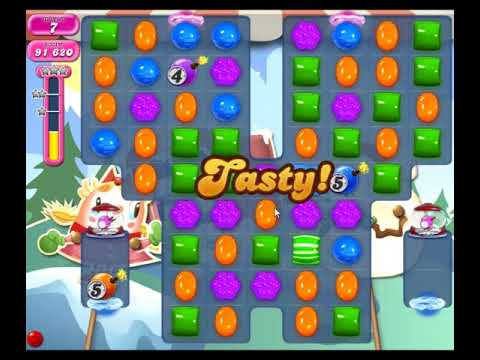 Candy Crush Saga Level 2803 - NO BOOSTERS