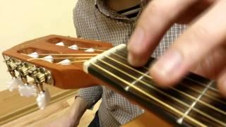 Чиним гитару, часть 3. Подтачиваем порожек