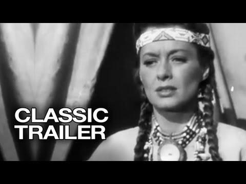 Davy Crockett, Indian Scout Official Trailer #1 - Addison Richards Movie (1950) HD