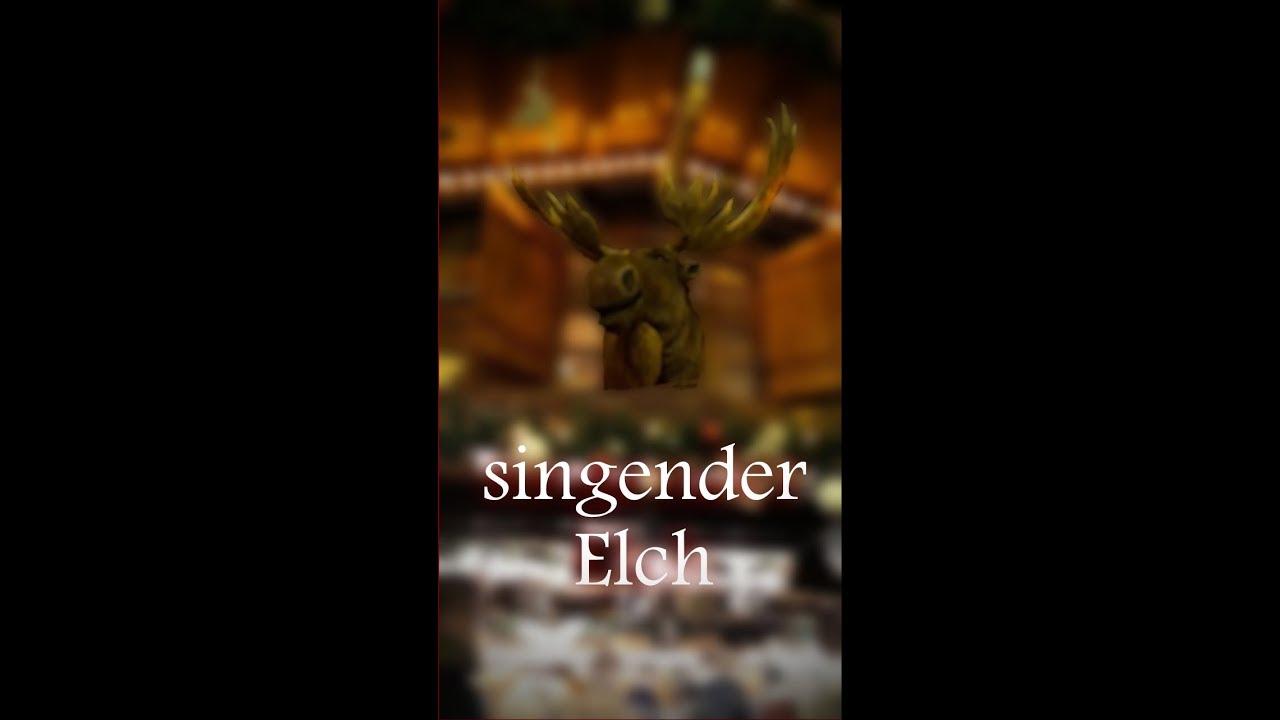 Sprechender Elch