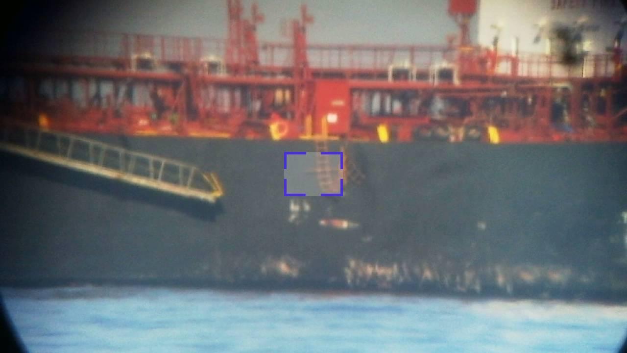 Ship Oil Tanker Nordic Ruth(Singapore) In Port Zahrani, South Lebanon  1st  October 2016