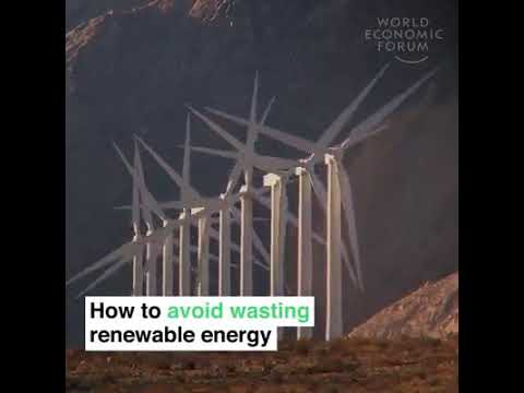Amazing innovation -China is solving one of renewable energy's biggest problems