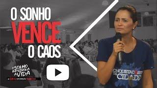 01/12/2016 - O Sonho Vence o Caos - profetiza Kamilla Cunha