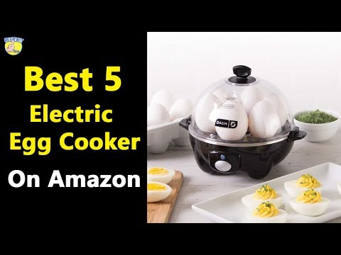 best-5-electric-egg-cooker-under-$50-on-amazon-[2019]