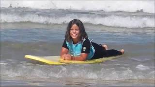 Surf - Camping Le Moussaillon - 2016