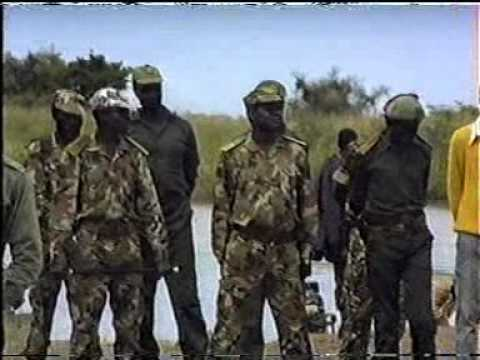 Salva Kiir guerrilla days in frontline- Rumbek part.2
