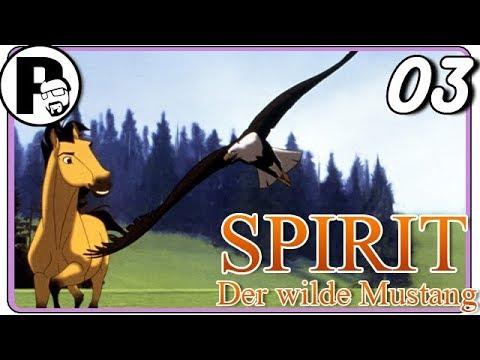 spirit der wilde mustang grenzenlos frei