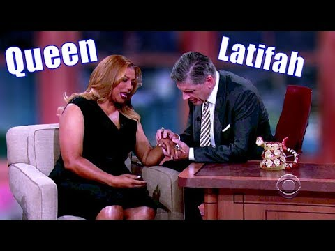 Queen Latifah - They Are Both Hosts - Only Appearance