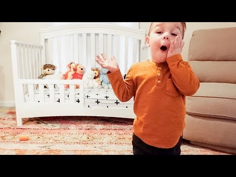 big-boy-bed!-cute-toddler-reacts-to-new-bed!