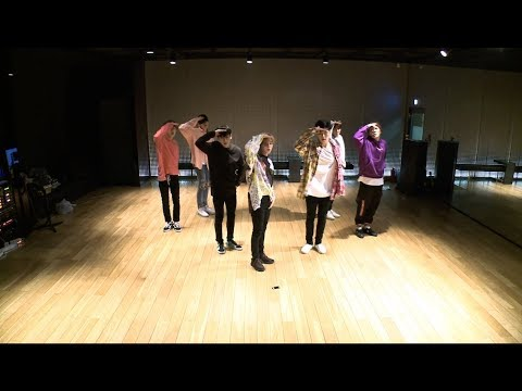 IKON - 'BEAUTIFUL' DANCE PRACTICE VIDEO