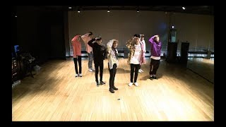 ikon beautiful dance practice video
