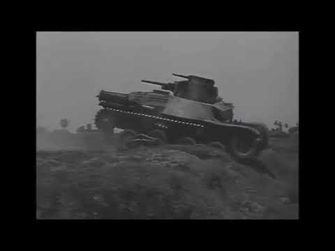 """Японские танки.Тип-95""""Ха-Го"""". Тип-97""""Чи-Ха"""""""