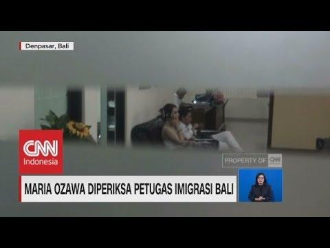 Kata Imigrasi Soal Pemeriksaaan Maria Ozawa Mp3