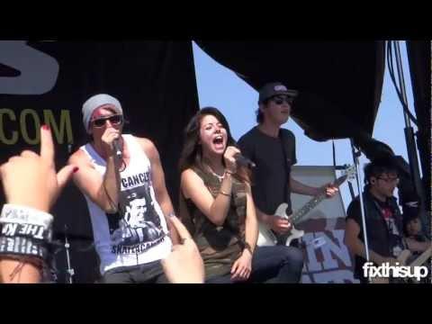 Kiss Me Again (feat. Alex Gaskarth) [live @ Warped Tour]