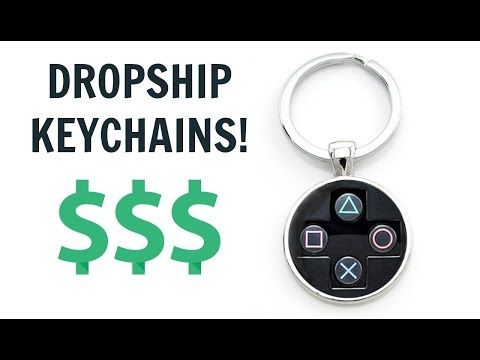 Dropshipping Keychains for Fun and Profit thumbnail