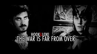 The war is far from over | Hook & Loki