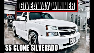 SS CLONE GIVEAWAY WINNER EVENT!