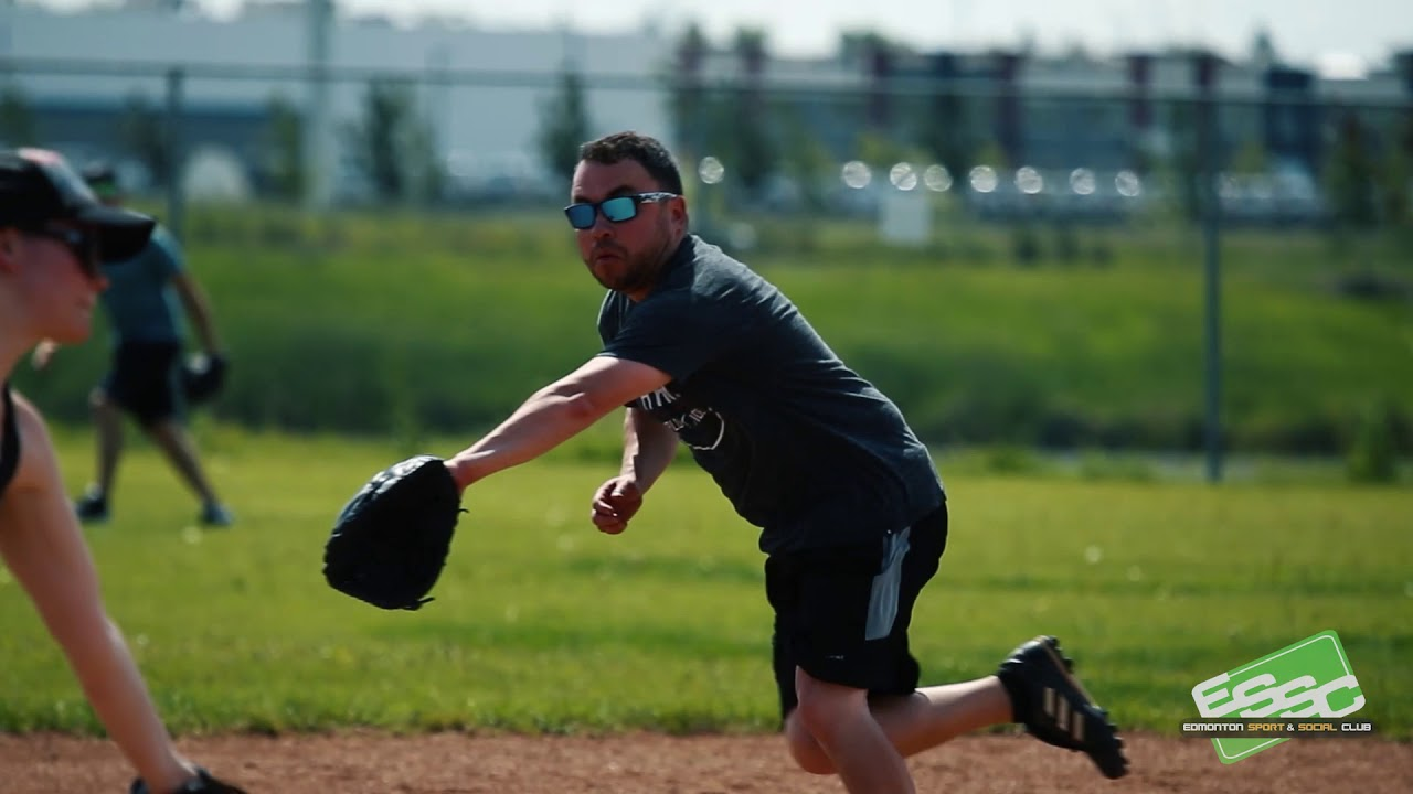 Slo-Pitch Tournament | Edmonton Sport and Social Club's