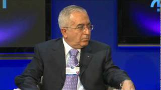 Davos Annual Meeting 2010 - Rethinking the Balance of Power in the Middle East