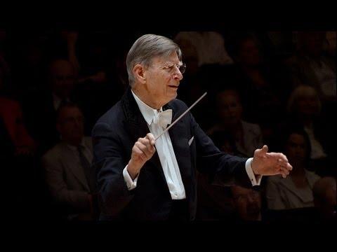 Bruckner: Symphony No. 6 / Blomstedt · Berliner Philharmoniker
