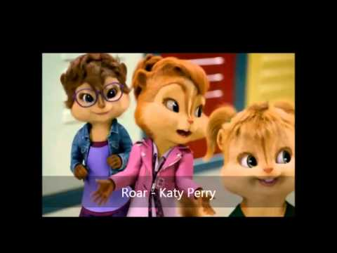 Roar - Katy Perry (Version Chipmunks)