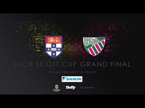 Sydney Women's Rugby Jack Scott Cup Grand Final - Sydney University v Randwick Magic @ Rat Park