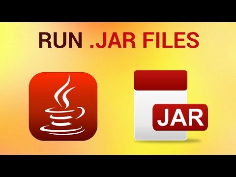 How to Run a Jar File