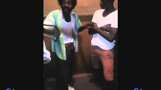 county man aka gully bop freestyling a new song frenz 4 real recording studio