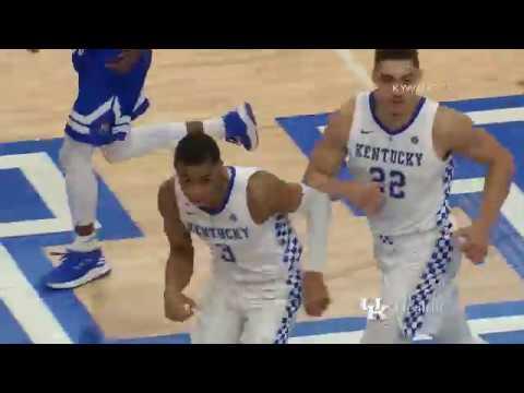 MBB: Kentucky 77,  TSU 62