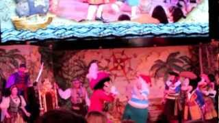Pirates In The Caribbean On Disney Fantasy