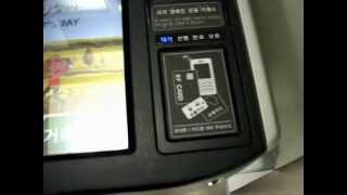 Как пользоваться банкоматом в Корее