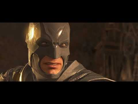 Injustice 2 part 1 Take you back to the past