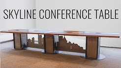 Conference Table Build