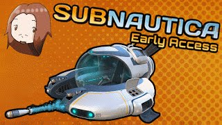 Subnautica   THE OCEAN IS A BIG PLACE